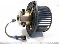 Электродвигатель отопителя (мотор печки) ВАЗ 2123 в сборе (производство Пекар)