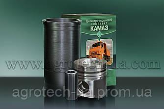 Поршневая группа КамАЗ-7403 Турбо с кольцами Стапри