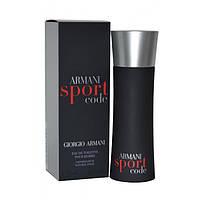 Мужская туалетная вода Armani Code Sport, купить, цена, отзывы