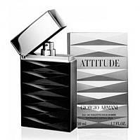 Мужская туалетная вода Armani Attitude, купить, цена, отзывы