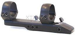 5022-4500 Быстросьемный кронштейн MAK на едином основании для уст. приц. с шиной Zeiss ZM/VM на призму 12 мм