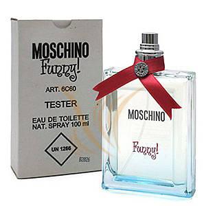 Moschino Funny тестер без крышечки