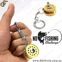 "Брелок-катушка - ""Fishing Challenge"" подарочная упаковка, фото 1"