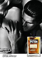 Мужская парфюмированная вода DSQUARED2 Potion for Man, купить, цена, отзывы, интернет-магазин