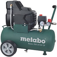 Компрессор Metabo Basic 250-24 W OF