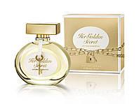 Женская туалетная вода Antonio Banderas Her Golden Secret, купить, цена, отзывы
