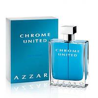 Мужская туалетная вода Azzaro Chrome United, купить, цена, отзывы, интернет-магазин