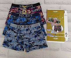 Детские трусы на 8-10 лет для мальчика  SD-BOY  Y6307