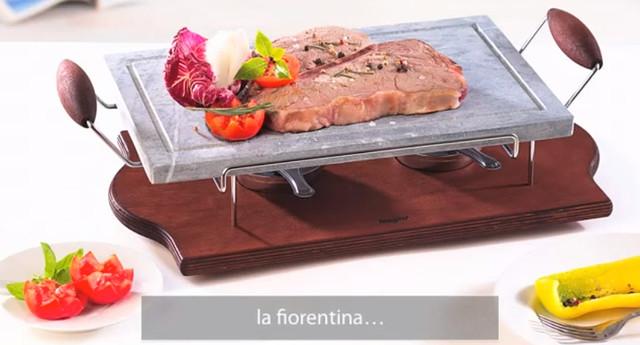 Каменные грили - барбекю Bisetti Pietre Ollari Stone Grill