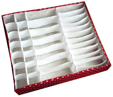 Органайзеры для белья по индивидуальным размерам (модель 16)