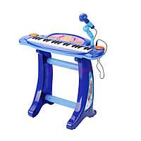 Детское пианино-синтезатор HK-5050 на ножках со стульчиком