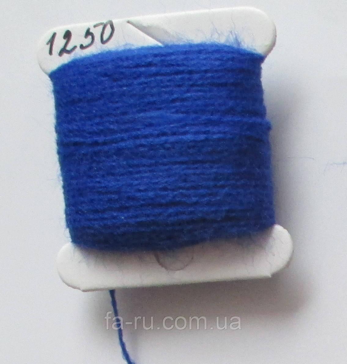 Акрил для вышивки: синяя ночь