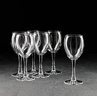Набір бокалів для вина Imperial, 240 мл, 6 шт.