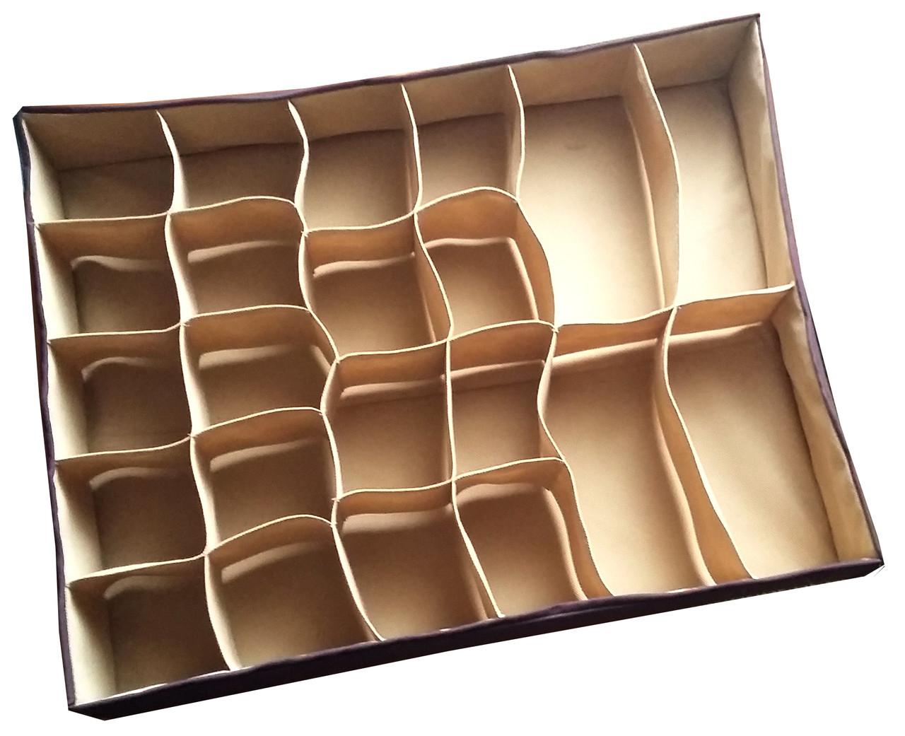 Органайзеры для белья по индивидуальным размерам (модель 17)