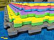 """Мат-татамі Ланор """"ластівчин хвіст"""" 80 кг/м3 20мм зелено-жовті Т1, фото 5"""