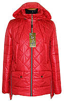 Демисезонная куртка на молнии р 42,44,46, фото 1