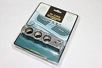 Тройник WF-0120 для прикуривателя с USB