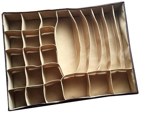 Органайзеры для белья по индивидуальным размерам (модель 18)