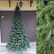 Канадская зеленая 2.3м литая елка искусственная ели литые