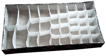 Органайзеры для белья по индивидуальным размерам (модель 19)