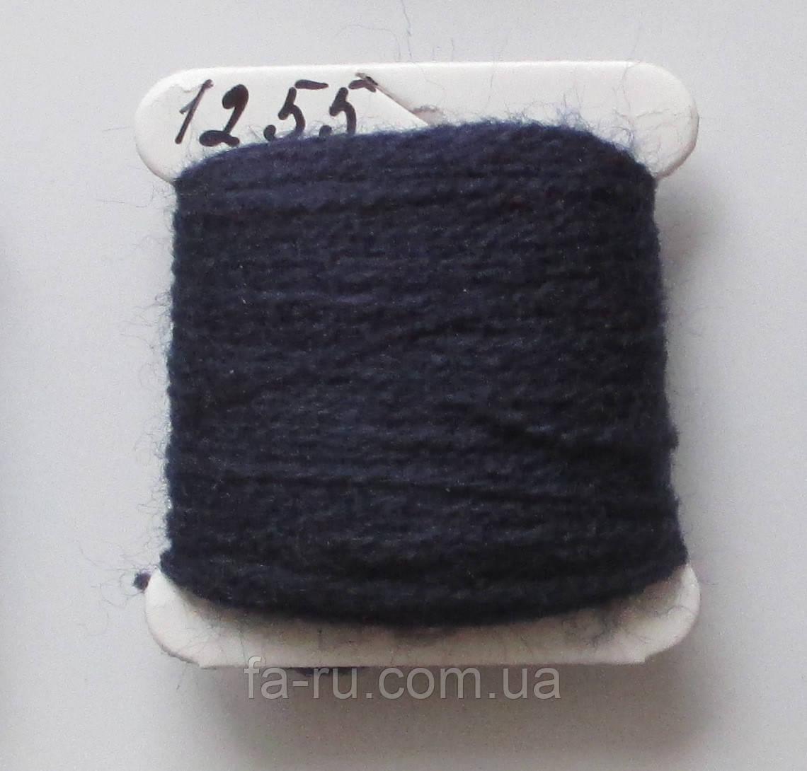 Акрил для вышивки: серовато пурпурно синий