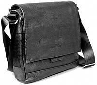 Кожаная сумка через плечо Mantica Urban 0006