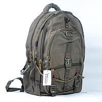 Рюкзак брезентовый фирмы Kaiman - большой размер, фото 1