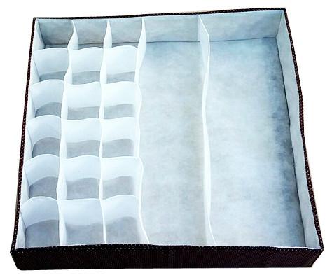 Органайзеры для белья по индивидуальным размерам (модель 24)