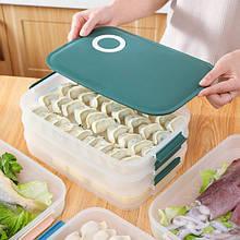 Контейнер для зберігання їжі в холодильнику 3 в 1
