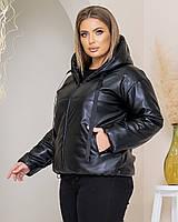 """Куртка женская ZARA размеры: 50-56 """"LARA-3"""" недорого от прямого поставщика"""