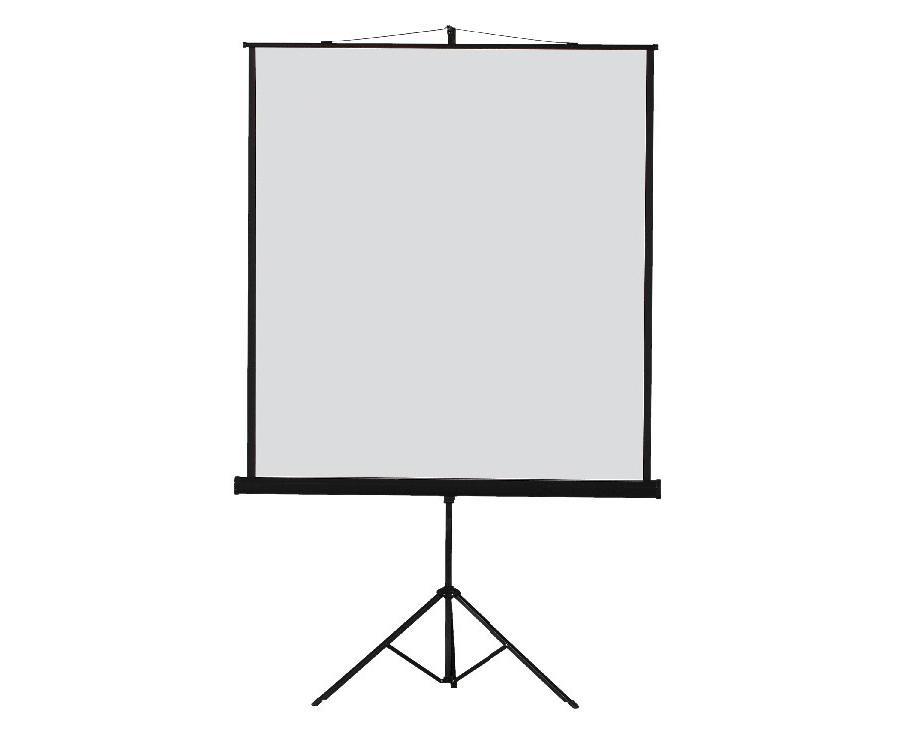 Экран для проектора на треноге переносной 150*150 SRM-1101 Redleaf