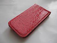 Чехол-книжка HTC Desire V T328w Розовый