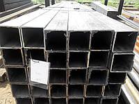 Труба профільна 100х100х6 квадратна сталева