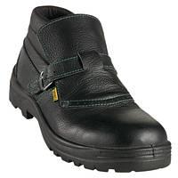 Ботинки S3 защитные для сварщика, нескользящая подошва. QUARTZ, р. 41-46