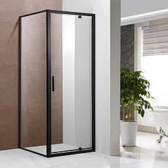Скляна душова кабіна AVKO Glass +1421, 190х90х90 Clear