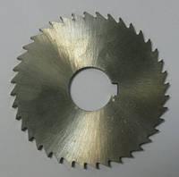 Фреза дисковая отрезная ф  28х1.0 мм монолит. т/с ВК8