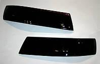 KORRIDA - Защита фар из ударопрочного, тонированного в массе, пластика на ВАЗ 2110-2112, Brown, EMP-110