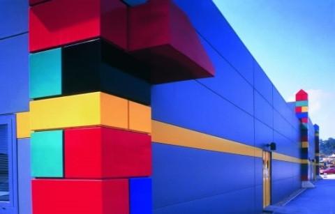Металлические Фасады 2