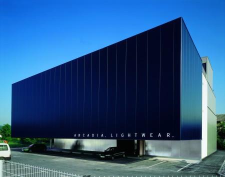 Металлические Фасады 6
