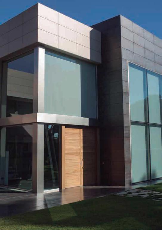 Металлические Фасады 9