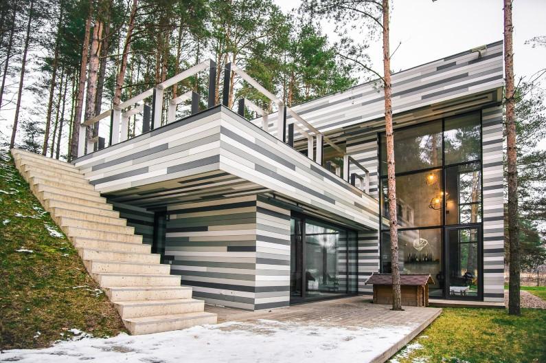 Металлические Фасады 10
