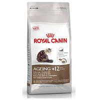 Сухой корм для кошек Royal Canin AGEING +12 0,4 кг