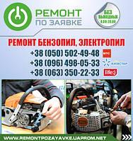 Ремонт бензопилы, электропилы Полтава. Ремонт бензопилы в Полтаве. Мастер по ремонту электро- и бензопилы.