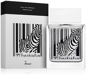 Жіноча парфумована вода Rasasi Rumz Al Rasasi 9325 Pour Elle 75 мл (Euro A-Plus)