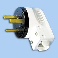 В32-001 Вилка для электроплиты с заземлением Беларусь