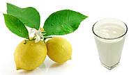 Лимон со сливками