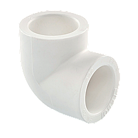 Угол полипропиленовый 50х90* Tebo белый
