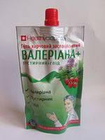"""Гель пищевой Успокаивающий, """"Валериана+пустырник+боярышник """"Healthyclopedia, 120 мл"""