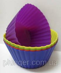 Форма для выпечки силиконовая Ромовая баба