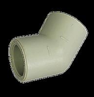 Угол полипропиленовый 25х45* Tebo серый